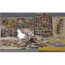 Collection Vintage Stamps