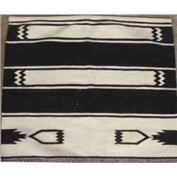 Native American Design Saddle Blanket