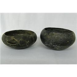2 Prehistoric Casas Grande Ramos Utilitarian Bowls