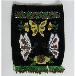 Chippewa Indian Beaded Bag