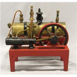 Vintage Weeden Mfg. Co. Steam Engine Model