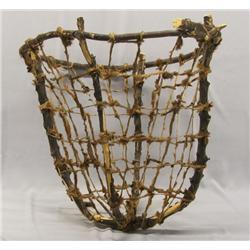 Large Tarahumara Indian Burden Basket