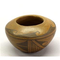 Vintage Hopi Pottery By L. Namoki