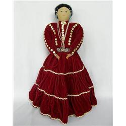 Vintage Navajo Doll