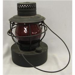 Antique Handlan Railroad Lamp