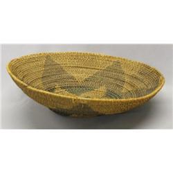 Vintage Ethnic Star Basket