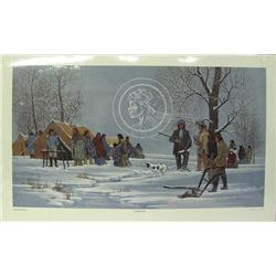 1980 Signed & Numbered Print by Troy Anderson