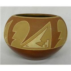 San Juan Pottery Bowl
