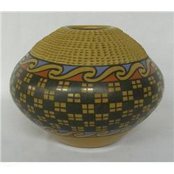 Mata Ortiz Pottery Jar by Jesus Tena