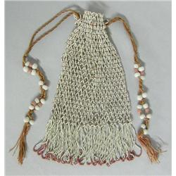 Vintage Native American Beaded Bag