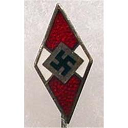 WW2 GERMAN NAZI HITLER YOUTH STICK PIN