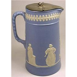VINTAGE WEDGWOOD SYRUP PITCHER - Marked Dudson Eng