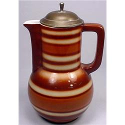 "VINTAGE SYRUP DISPENSER - FOREIGN - Approx. 9"" tal"