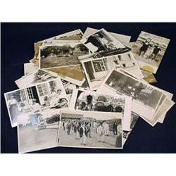 LARGE LOT OF VINTAGE RPPC REAL PHOTO POSTCARDS - I