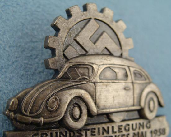 Original VW New Beetle Pin