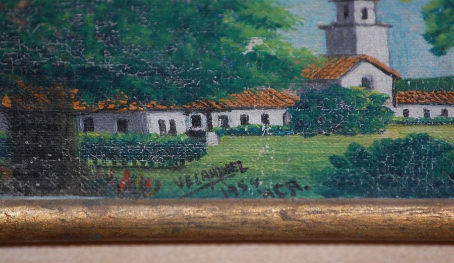iGavel Auctions: Jose Antonio Velasquez, Honduran, 1906 ... |Jose Antonio Velasquez Paintings