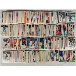Starter Lot HOCKEY CARDS 700+ Topps NHL OPC 1980-1984