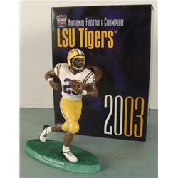 LSU 2003 National College Football Champions Statue #25