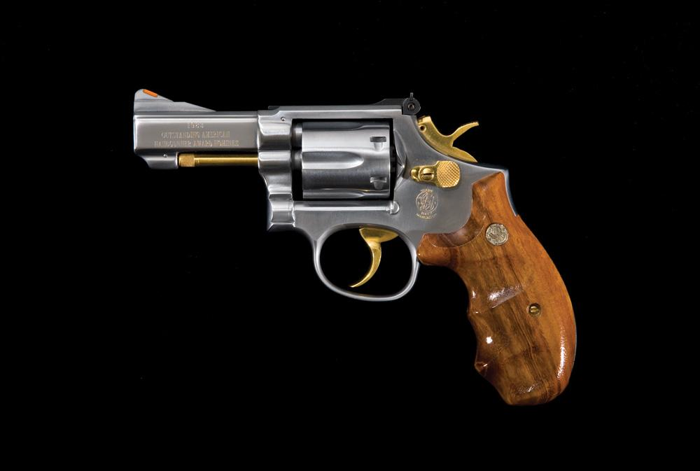 Custom Smith & Wesson  From The Roy Rogers - Dale Evans Museum