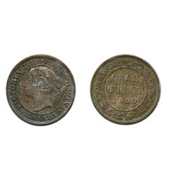 1859. Wide 9/8.  Medal alignment.  ICCS Extra Fine-40.