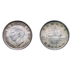 1937.  ICCS Mint State-64.