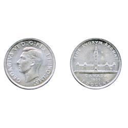 1939.  ICCS Mint State-65.  A fully brilliant Gem.