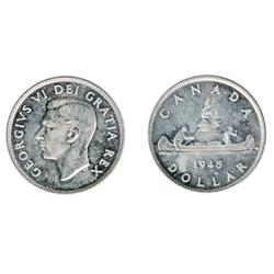 1948.  Mint State-60.  Brilliant.