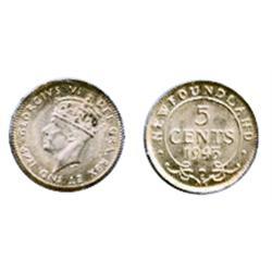 1943-C.  ICCS Mint State-64.