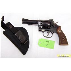Smith & Wesson .38 Special Revolver