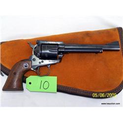 Ruger Blackhawk 357 Single Action Revolver
