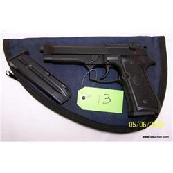 Beretta Mod 92FS 9mm Semi Auto Pistol