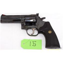 Dan Wesson CTG .357 Mag Double Action Revolver