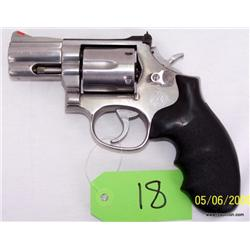 Smith & Wesson .357 Mag Double Action Revolver