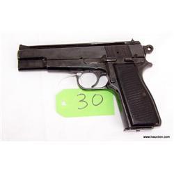 C-A-I  Hungary 9mm Semi Auto Pistol
