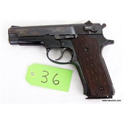 Smith & Wesson Mod 59 9mm Semi Auto Pistol