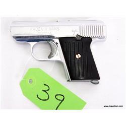 Phoenix Arms Raven .25cal Semi Auto Pistol