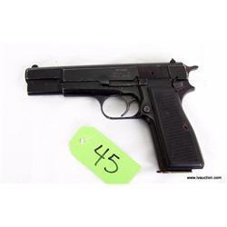 FN Browning .380cal? Semi Auto Pistol