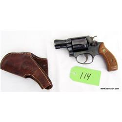 Smith & Wesson 38 Special Double Action Revolver