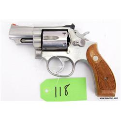 Smith & Wesson 357 Mag Double Action Revolver