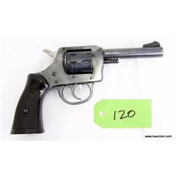 H&R Mod 929 .22LR 9-Shot Double Action Revolver