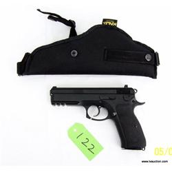CZ USA CZ 75 SP-01 9mm Semi Auto Pistol