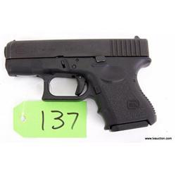 Glock 26 9mm Semi Auto Pistol