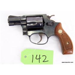 Smith & Wesson .38 Special Double Action Revolver