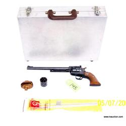 Ruger Single Six Cal .22 Single Action Revolver