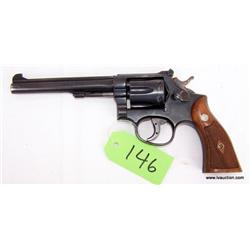 Smith & Wesson Cal.22 CTG Double Action Revolver