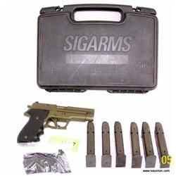 Sig Sauer P225 Cal. 9mm Semi Auto Pistol