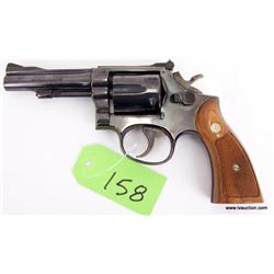 Smith & Wesson .22 CTG Double Action Revolver