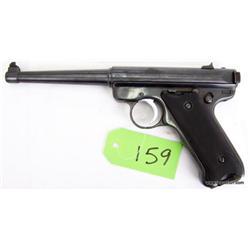 Ruger MK II .22 L.R. Semi Auto Pistol