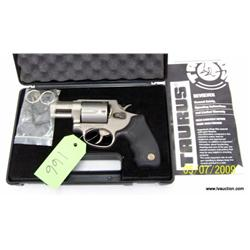 Taurus Titanium .45 Double Action Revolver