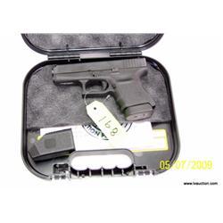 Glock 36 .45 Semi Auto Pistol